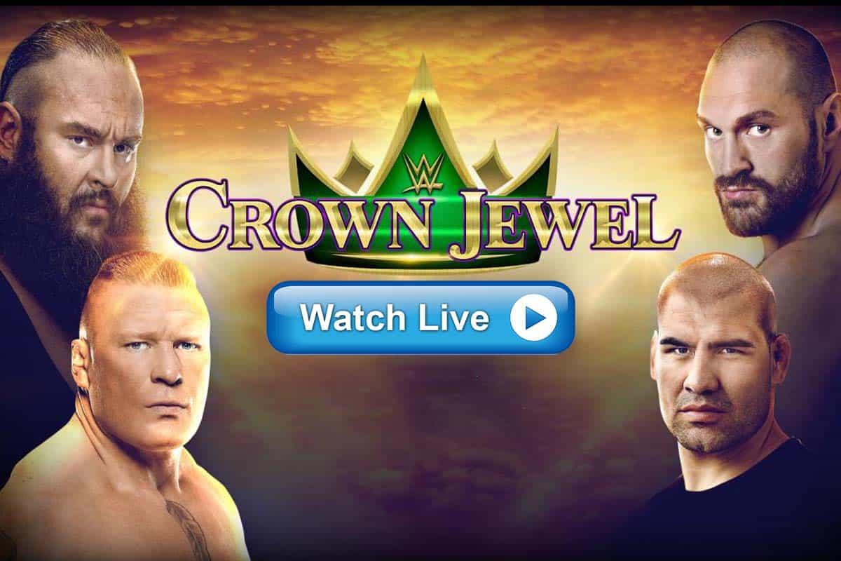 Crown Jewel live streaming reddit