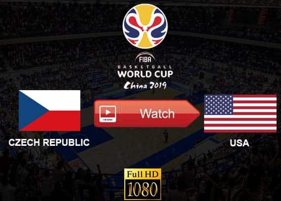 USA vs Czech Republic live stream reddit