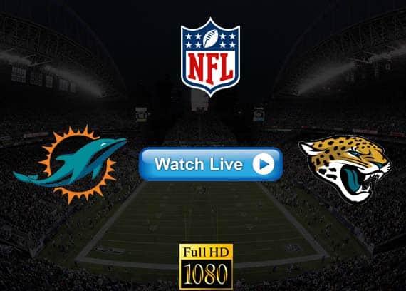 Dolphins vs Jaguars live streaming reddit