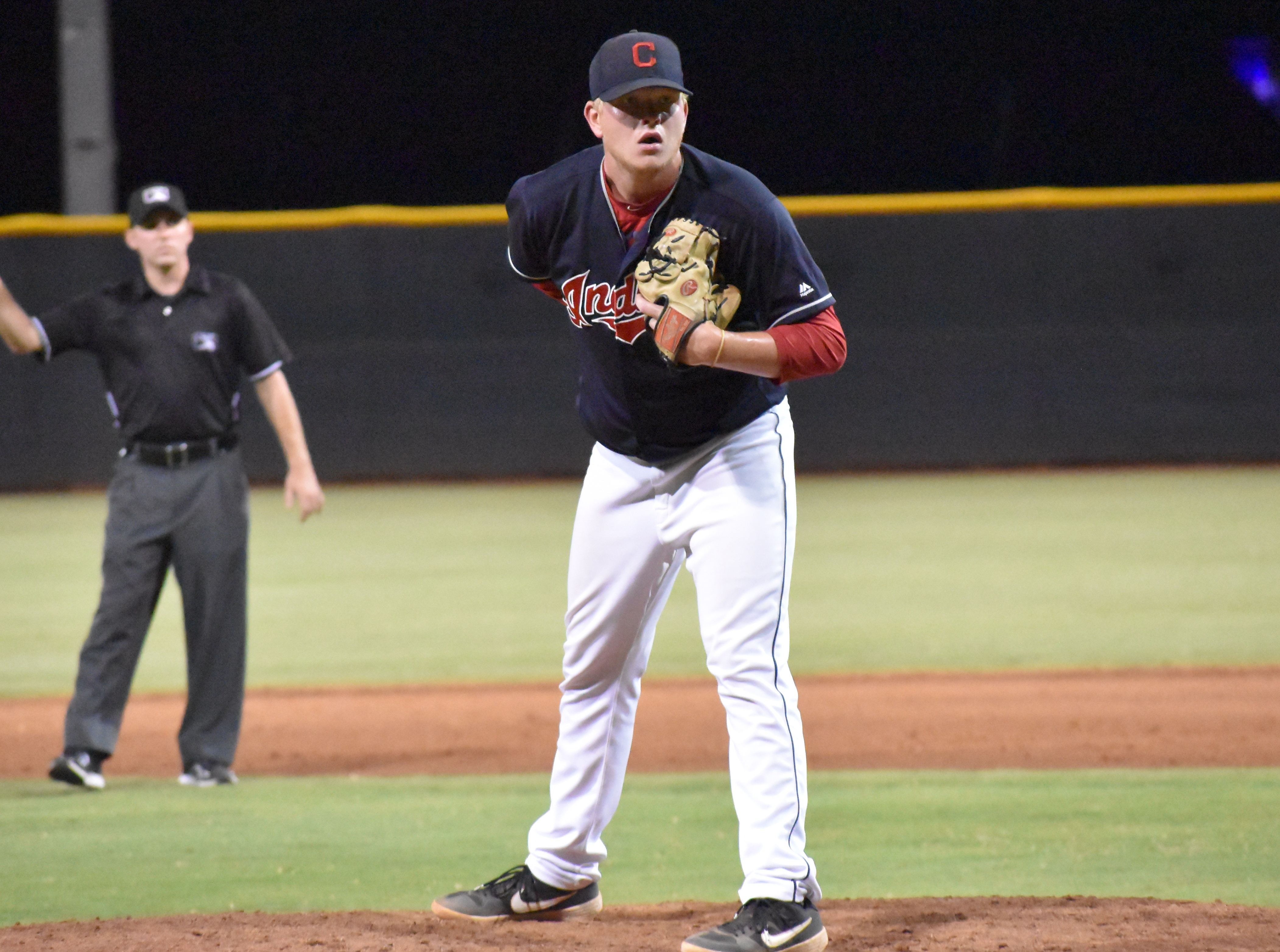 AZL Indians Blue Dominate A's Gold in Play-Off Win