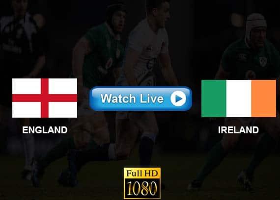 England vs Ireland live streaming reddit