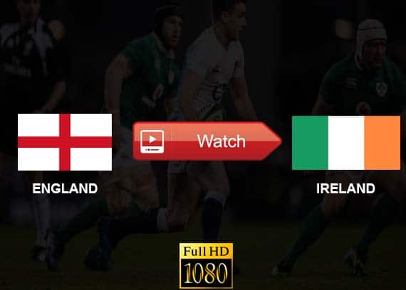 England vs Ireland live stream reddit