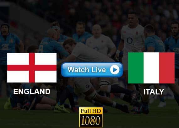 England vs Italy live streaming reddit