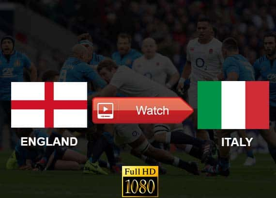 England vs Italy live stream reddit