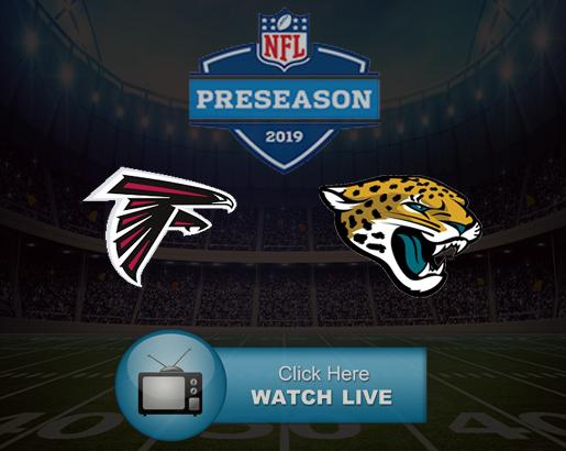 Falcons vs Jaguars Live Stream
