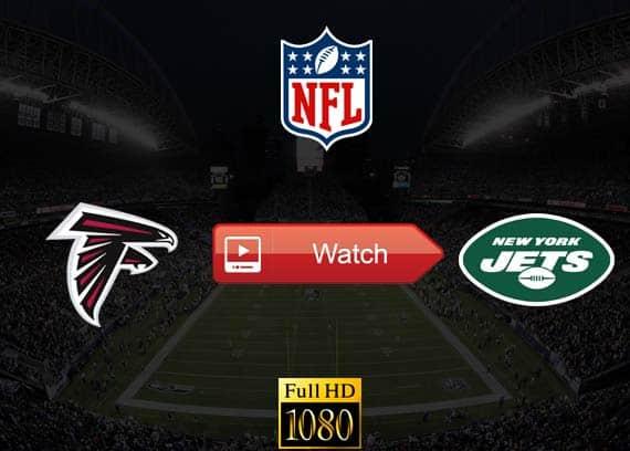Falcons vs Jets live stream reddit