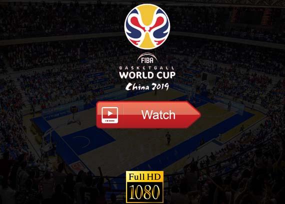 FIBA World Cup live stream reddit