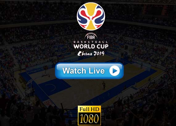 FIBA World Cup 2019 live streaming reddit