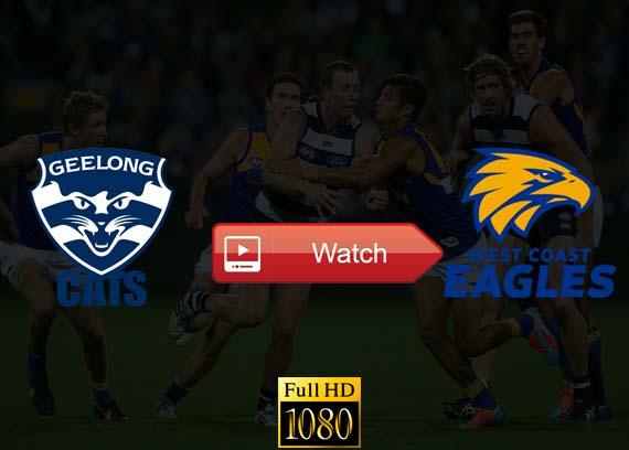 Geelong vs West Coast live stream reddit