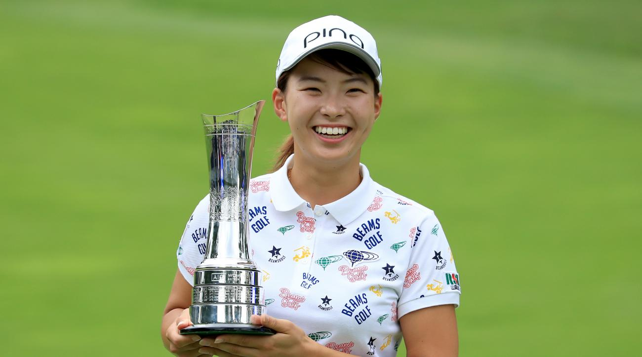 Hinako Shibuno wins 2019 Women's British Open