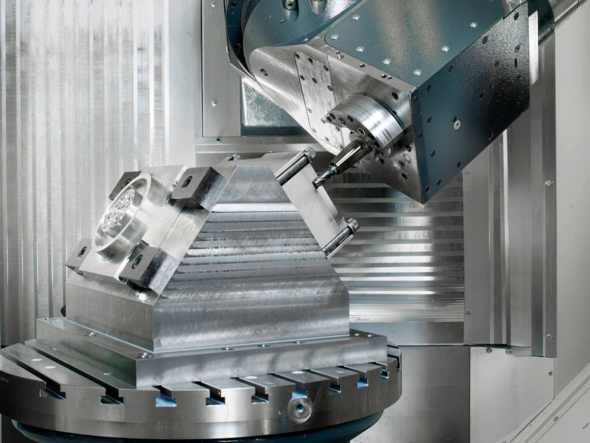 How 5 Axis CNC Machining Works