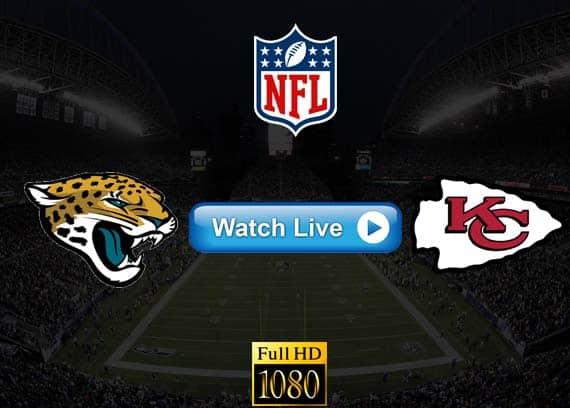 Jaguars vs Chiefs live streaming reddit