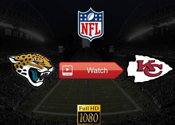 Jaguars vs Chiefs live stream reddit