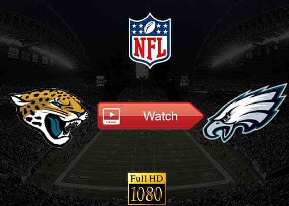 Jaguars vs Eagles live stream reddit