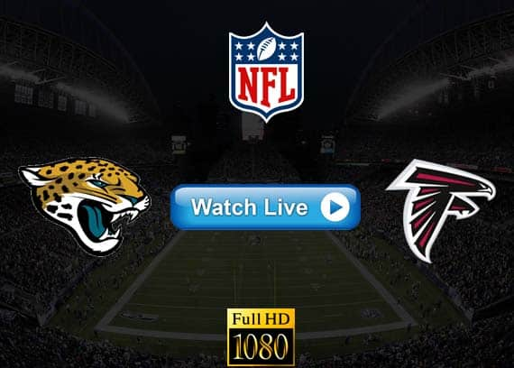 Jaguars vs Falcons live streaming reddit