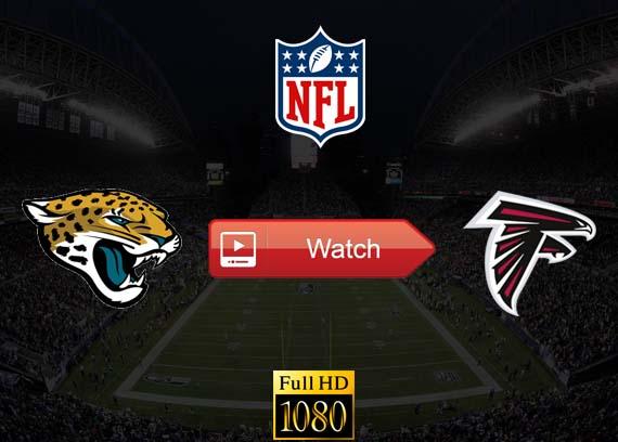 Jaguars vs Falcons live stream reddit