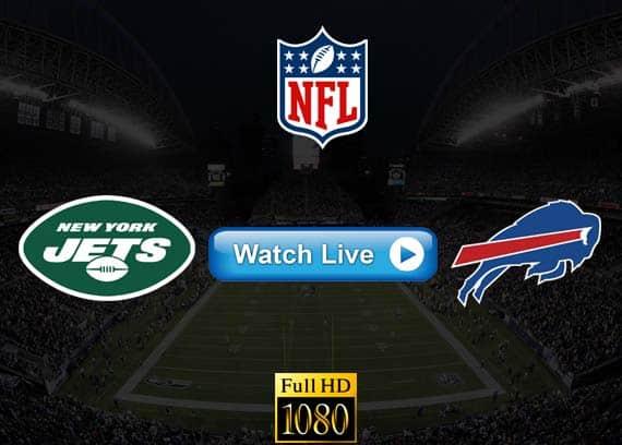 Jets vs Bills live streaming reddit