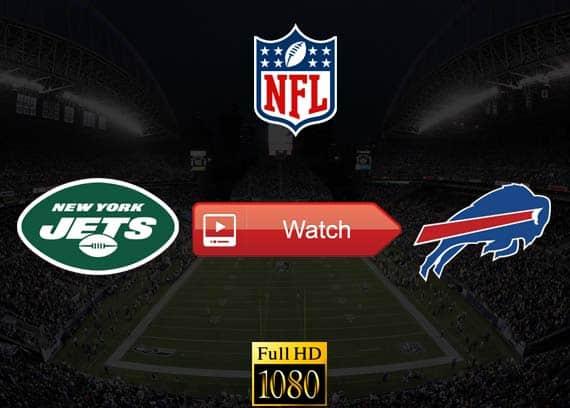 Jets vs Bills live stream reddit