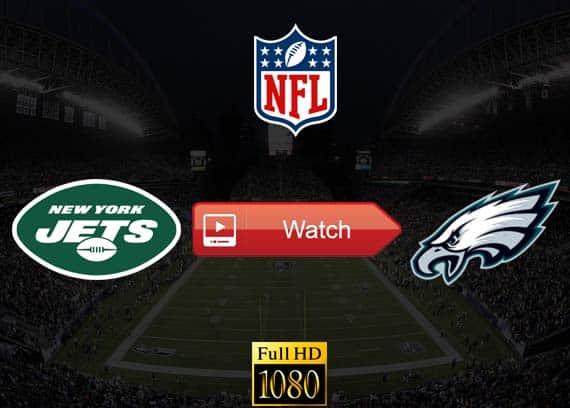 Jets vs Eagles live stream reddit