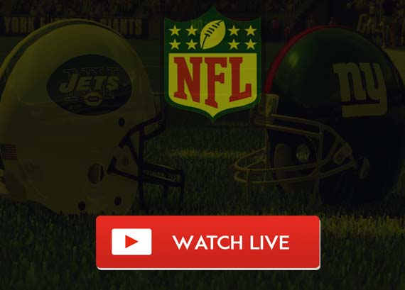 New York Jets vs New York Giants Live Stream