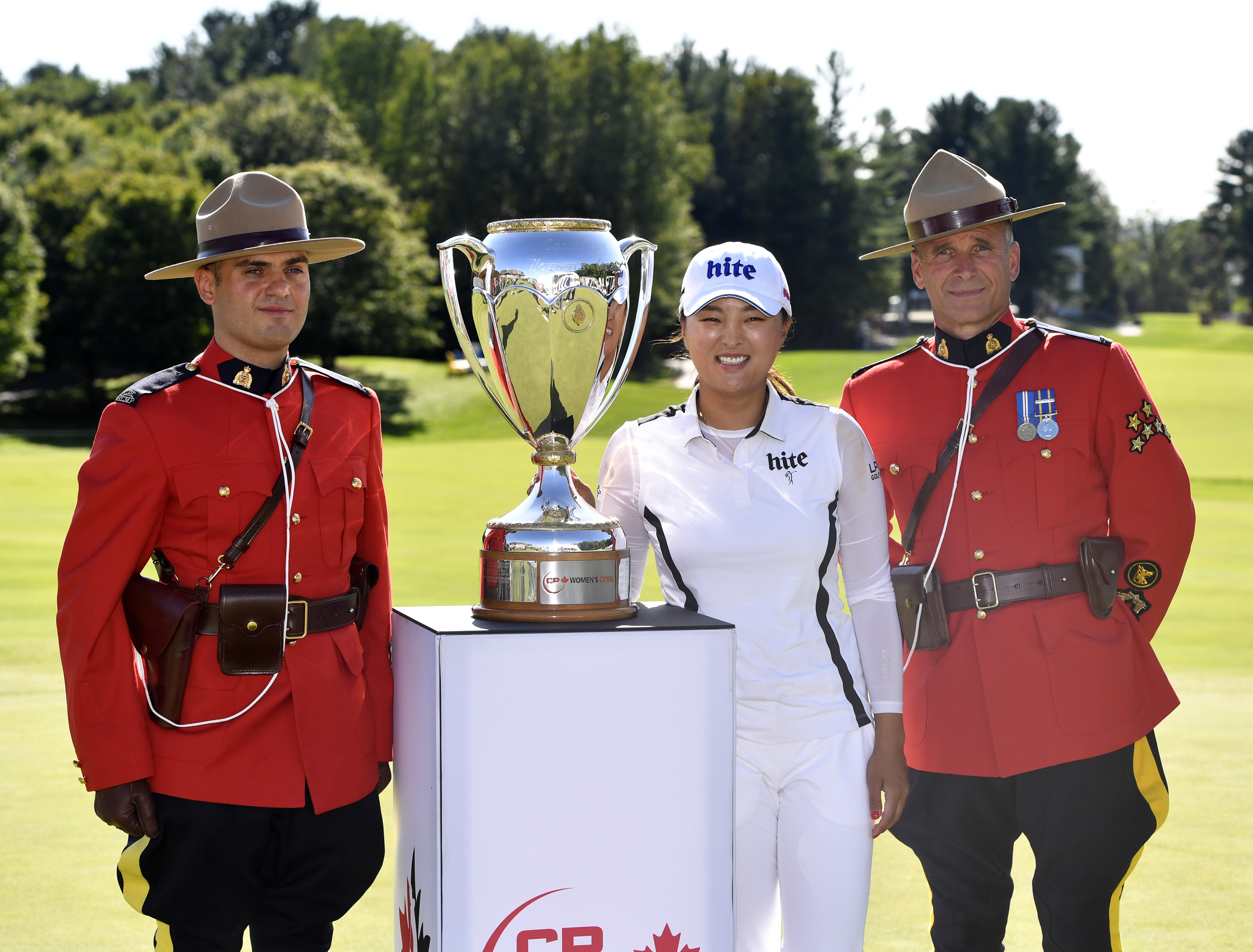 Jin Young Ko becomes first female golfer to have bogey-free tournament on LPGA Tour in four years