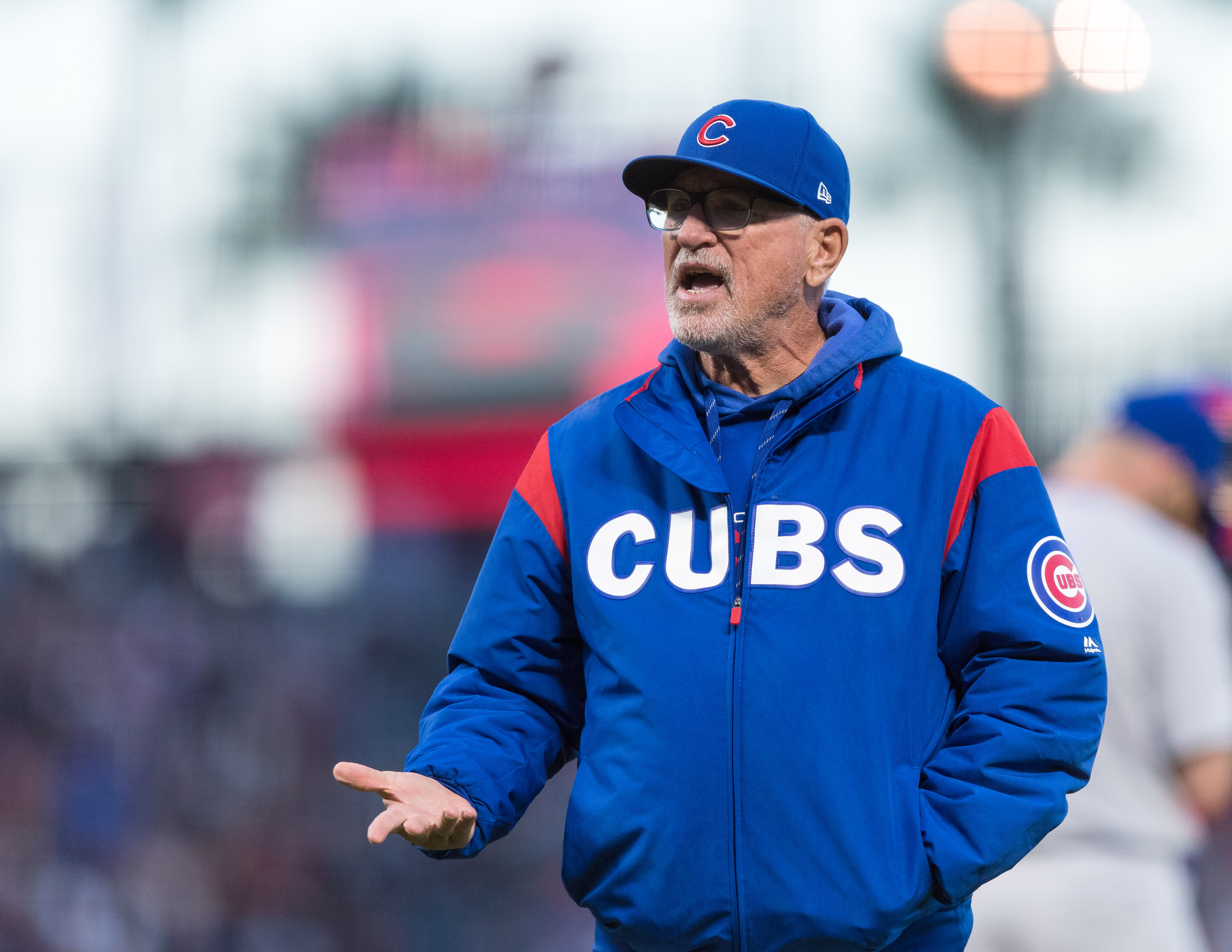 Is Joe Maddon on the hot seat in Chicago?
