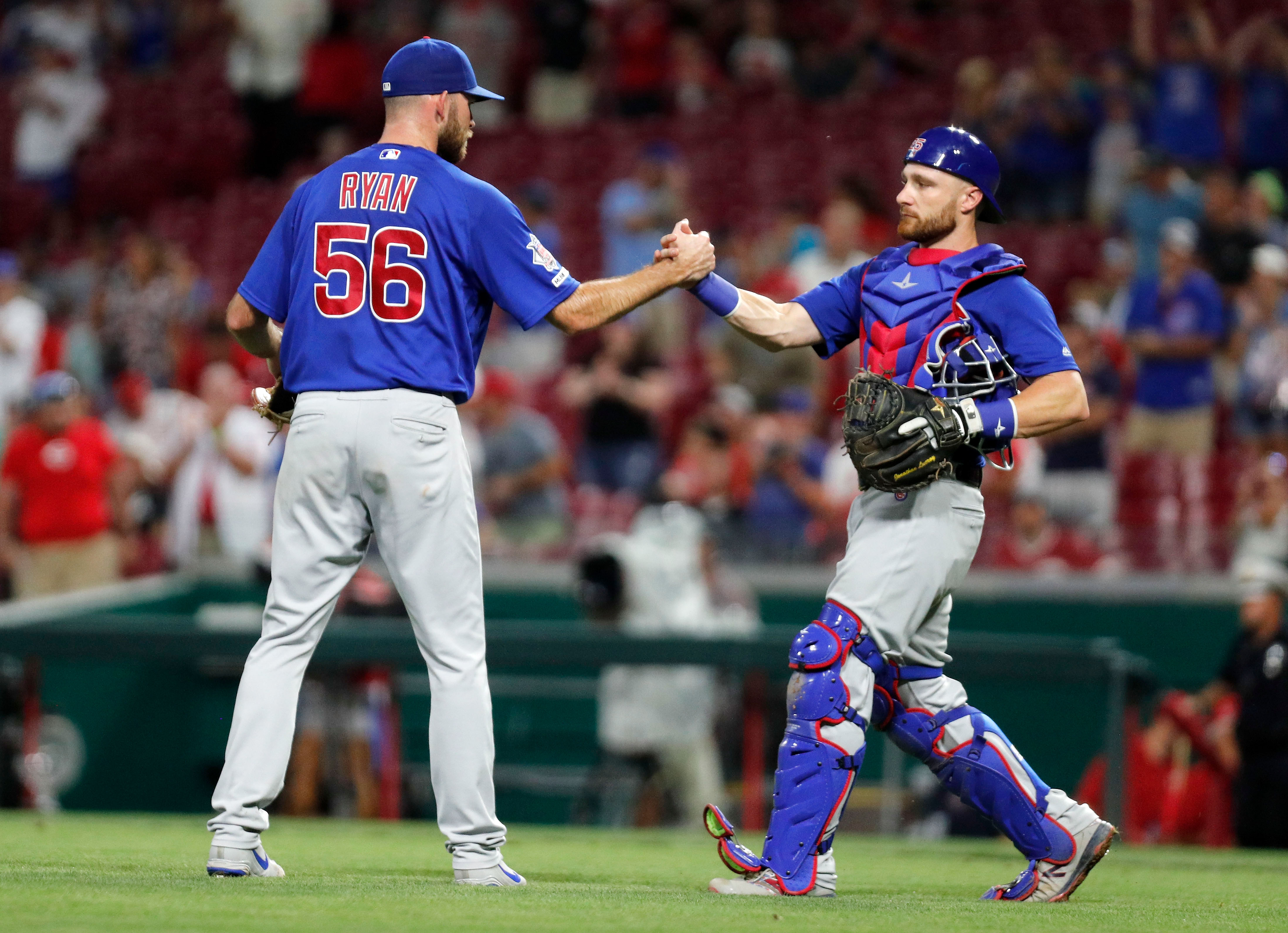 Chicago Cubs more comfortable at Wrigley Field than on the road