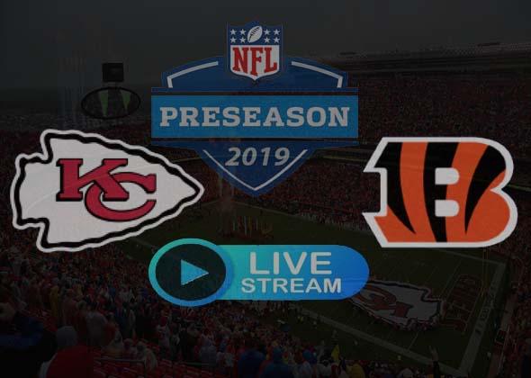 Cincinnati Bengals vs Kansas City Chiefs Live Reddit Streaming
