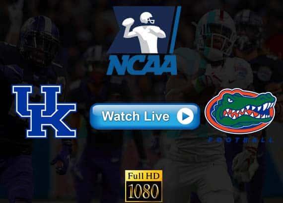 Kentucky vs Florida live streaming reddit