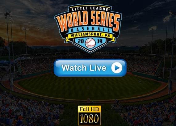 Little League World Series live streaming reddit