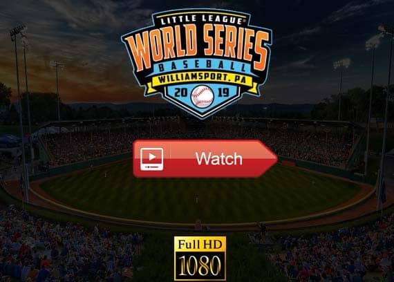 Little League World Series live stream reddit