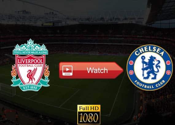 Liverpool vs Chelsea live stream reddit