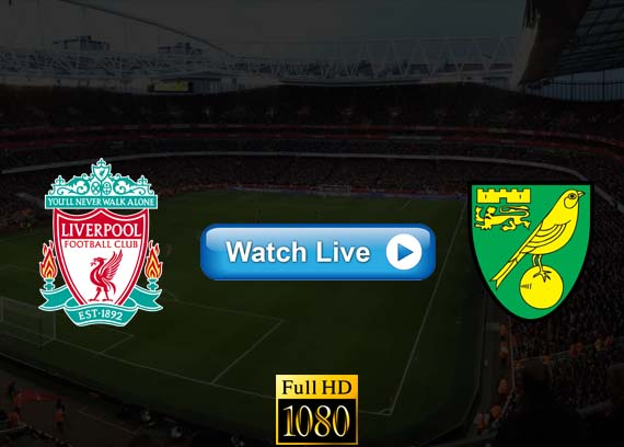 Liverpool vs Norwich City live streaming reddit