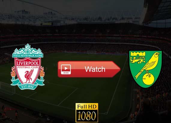 Liverpool vs Norwich City live stream reddit