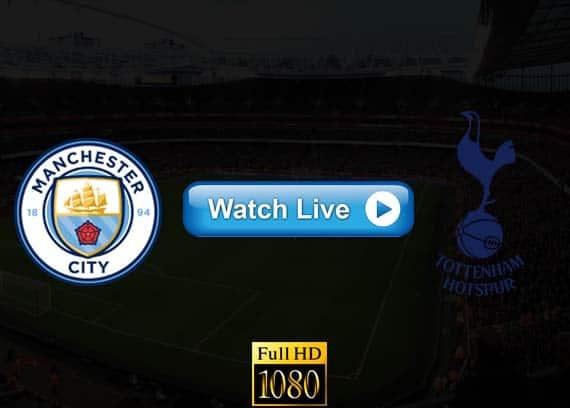 Manchester City vs Tottenham 2019 live streaming reddit