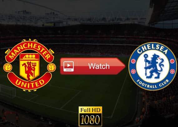 Manchester United vs Chelsea live stream reddit