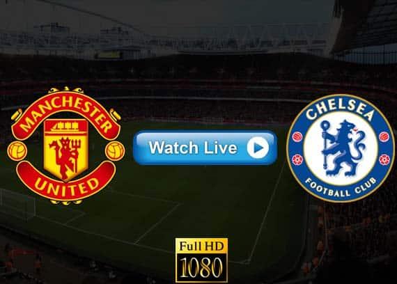 Manchester United vs Chelsea live streaming reddit