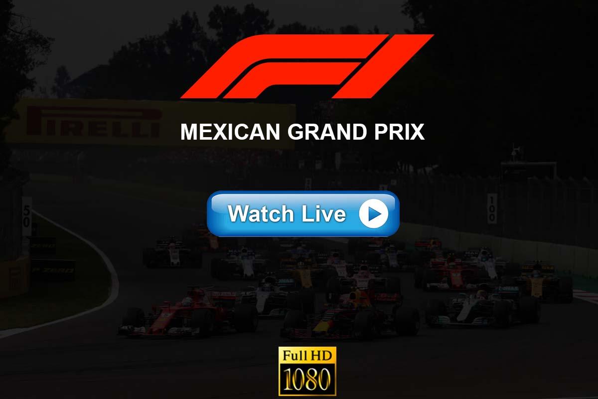 Mexican Grand Prix live streaming reddit