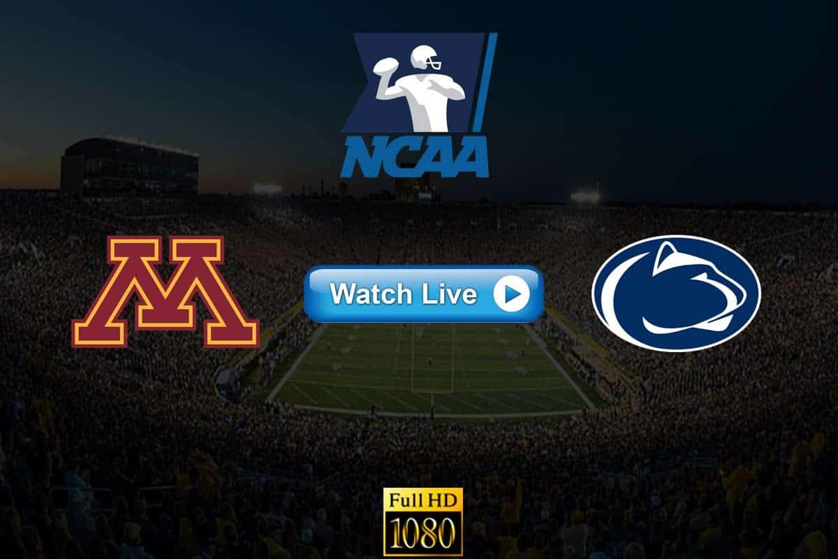 Minnesota vs Penn State live streaming reddit