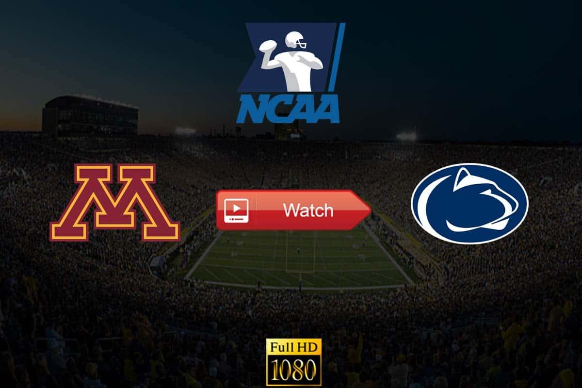 Minnesota vs Penn State live stream reddit
