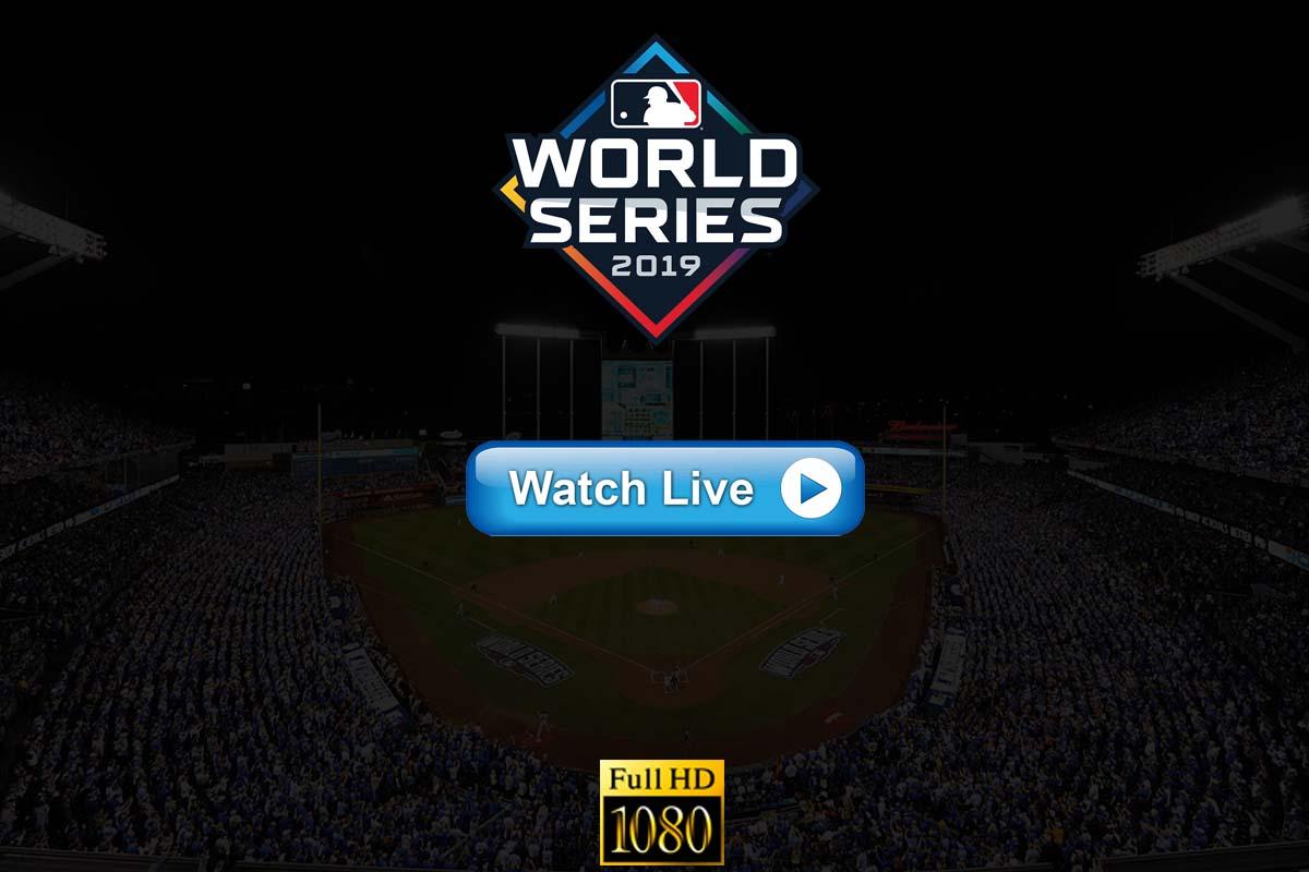 MLB World Series live streaming reddit