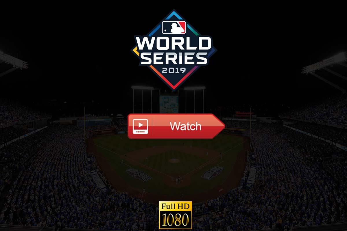 MLB World Series live stream reddit