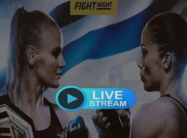 Shevchenko vs Carmouche 2 Live Stream Reddit