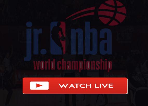 Jr. NBA World Championship 2019 Live Stream