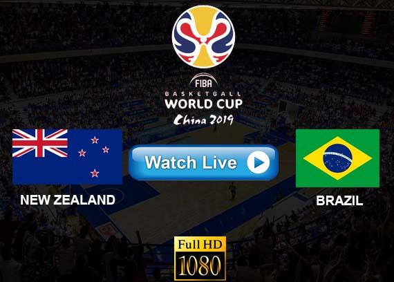 New Zealand vs Brazil live streaming reddit