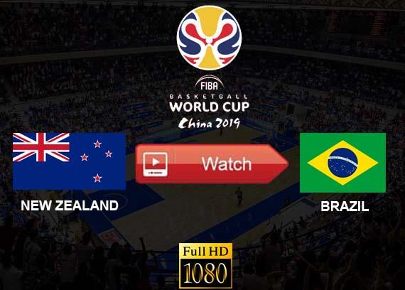 New Zealand vs Brazil live stream reddit