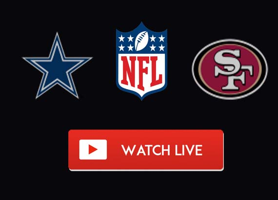 Dallas Cowboys vs San Francisco 49ers Live Stream Reddit