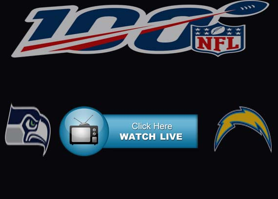 Seahawks vs Chargers Live Stream
