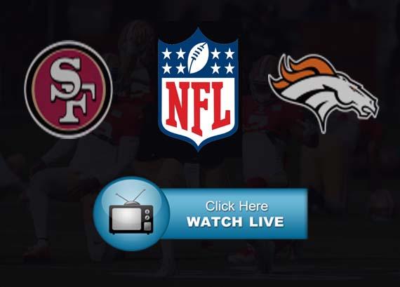 49ers vs Broncos Live Stream