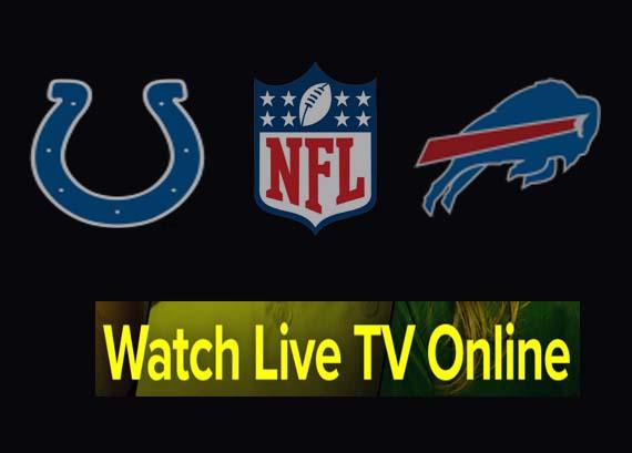 Buffalo Bills vs Indianapolis Colts Live Stream